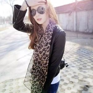 Accessories - Leopard Print Scarf!